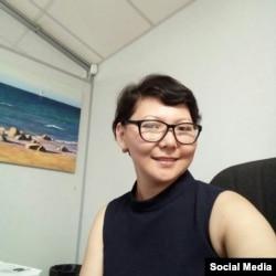 Гулиза Акматсияева.