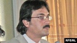 خالد نویسا ادیب و نویسنده افغان مقیم ناروی