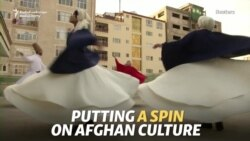 Spinning Taboos: Sama Dance Group Challenges Taliban In Afghanistan