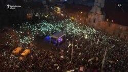 Ample proteste antiguvernamentale în Slovacia