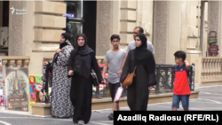 Azərbaycanda ərəb turistləri