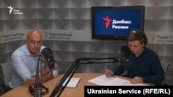Ярослав Жилкин в студии Донбасс Реалии