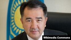 Новый премьер-министр Казахстана Бакытжан Сагинтаев