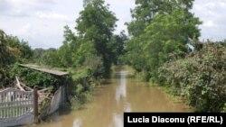 Imagine a inundațiilor din 2010