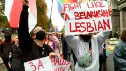 Thousands Take Part In Ukraine's Annual Pride Parade