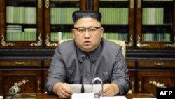 Ким Чен Ындын кайрылуусу