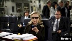 Хиллари Клинтон в 2011 году