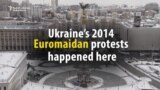 Remembering Ukraine's Euromaidan Protests