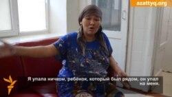Аварийное общежитие в Кызылорде