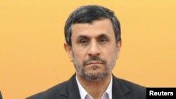 Иран президенті Махмуд Ахмединежад.