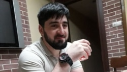 Khasan Khalitov lives in self-imposed exile in Turkey.