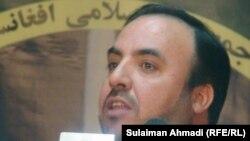 Лутфулла Машал - представитель Национального управления безопасности Афганистана