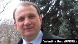 Ministrul agriculturii Vasile Bumacov