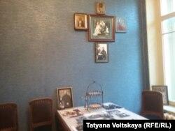 В музее Распутина