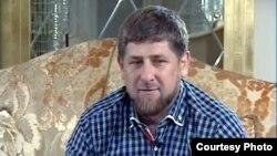 Lideri çeçen, Ramzan Kadirov.