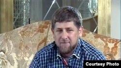 Чеченстандын президенти Рамзан Кадыров.