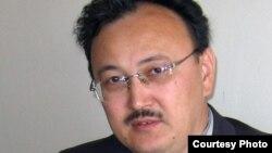 «Сопылар ісі» бойынша 12 жылға сотталған ғалым, Қазақ ұлттық техникалық университетінің профессоры Саят Ыбыраев.