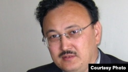 Профессор Саят Ыбыраев.