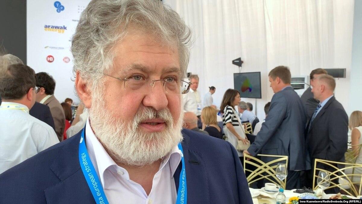 Коломойский отрицает «поиски компромисса» с властью относительно «Приватбанка», но считает, что они нужны
