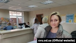 Радник із правових питань Громадського центру правосуддя Юлія Лісова