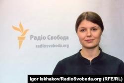 Політтехнолог Катерина Одарченко