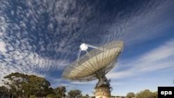 Радиотелескоп. Австралия