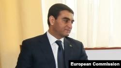 Türkmenistanyň daşary işler ministriniň orunbasary Wepa Hajyýew
