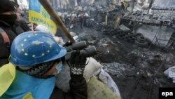 Несмотря на некоторое затишье в Киеве, обстановка в стране остается сложной