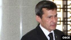 Türkmenistanyň daşary işler ministri Reşid Meredow
