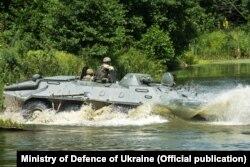 Бойове злагодження 46-ї ОДШБр. Фото Міністерства оборони