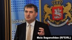 Созар Субари. Тбилиси, 31 қазан 2012 жыл.