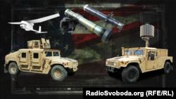 За роки війни на Донбасі США виділили Україні військову допомогу на мільярд доларів