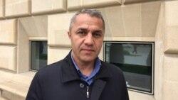 Yalçın İmanov: 'Bir yol qalır, Gürcüstana gedərək məktubu ordan Avropa Məhkəməsinə yola salmaq'