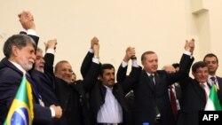 Tehranda imzalanan plan BMT-nin təklifini yenidən canlandırır