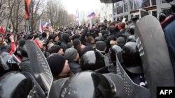 Donetsk, 16 mars 2014.