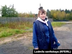 Ирина Устинова, жительница Середки