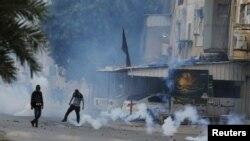 Protest în Bahraim împotriva executării clericului șiit Nimr al-Nimr de către autoritățile saudiene