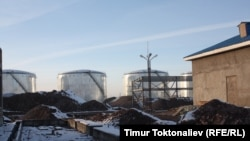 Строительство НПЗ в Кара-Балте