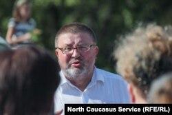 Заместитель директора департамента строительства администрации города Сочи Михаил Неудачный