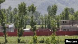 Vendtsrehimi i bin Ladenit, Abotabad, maj, 2011