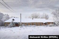 Закрытая школа в деревне Ключевая