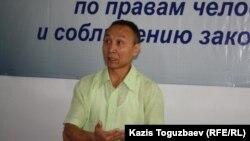 Заңгер Сәкен Шардаров. Алматы, 16 шілде 2014 жыл.
