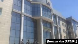 Здание Туркестанского областного суда. Иллюстративное фото.