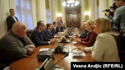 Deo opozicije kod Maje Gojković