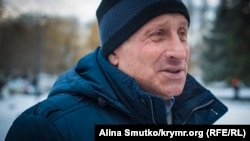 Ukraine--RFE/RL Crimea Realities Contributor Mykola Semena has been indicted on charges of separatism by Russian authorities. Crimea, December 07, 2017.