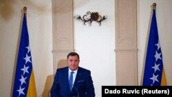 Milorad Dodik nalazi se na crnoj listi SAD