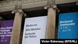 La Muzeul de Artă din Wiesbaden