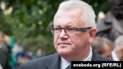 Міністар адукацыі Ігар Карпенка
