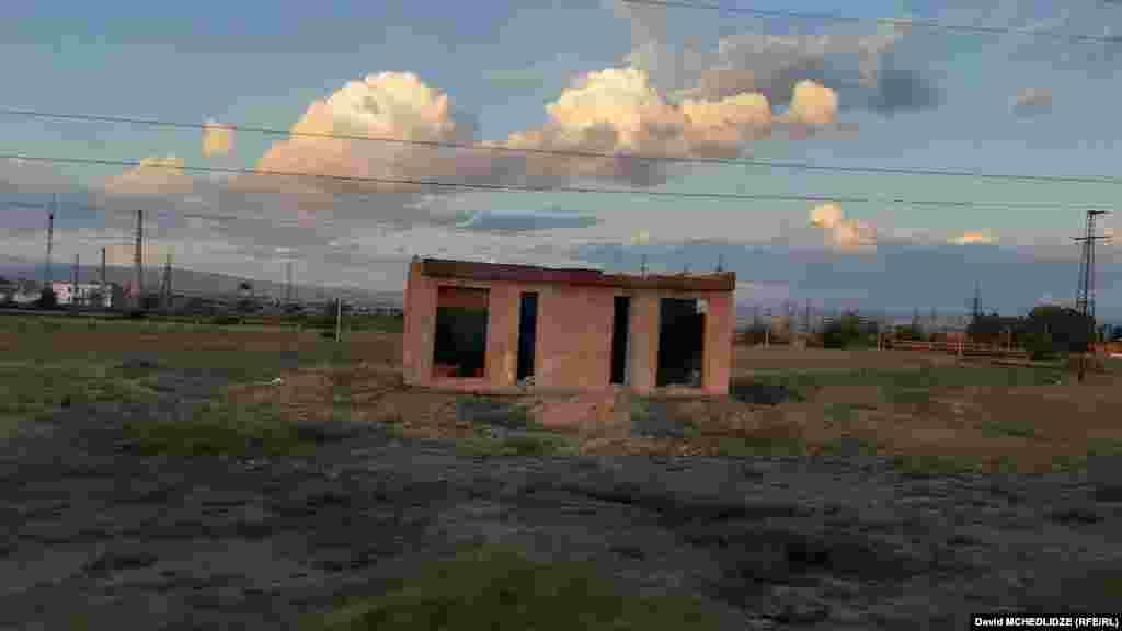 მიტოვებული შენობა