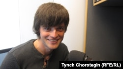 Гражданский активист Илья Лукаш.